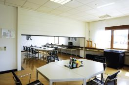 Conference and seminar rooms